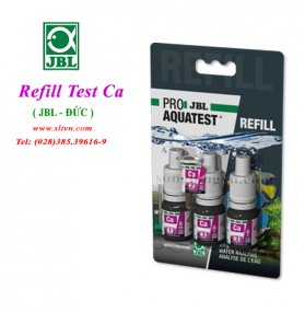 Refill test Mg/Ca